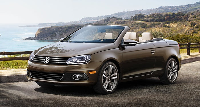 New 2015 Volkswagen Eos Raleigh Cary NC | Price | Technology