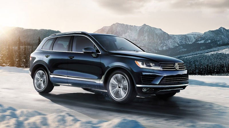 2017 volkswagen touareg vw touareg in raleigh nc leith volkswagen of raleigh. Black Bedroom Furniture Sets. Home Design Ideas