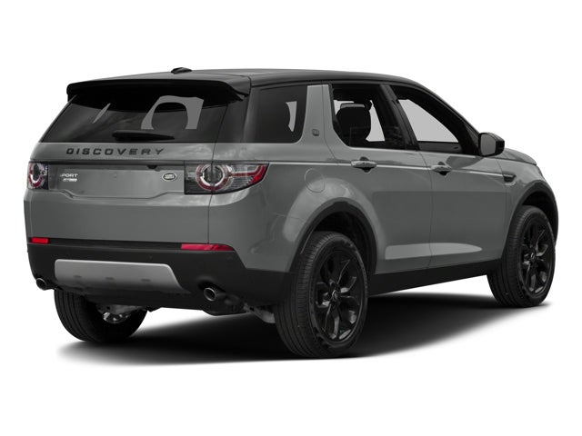 used 2016 land rover discovery sport for sale raleigh nc. Black Bedroom Furniture Sets. Home Design Ideas