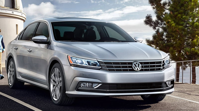 2018 volkswagen passat in raleigh nc leith volkswagen of raleigh. Black Bedroom Furniture Sets. Home Design Ideas
