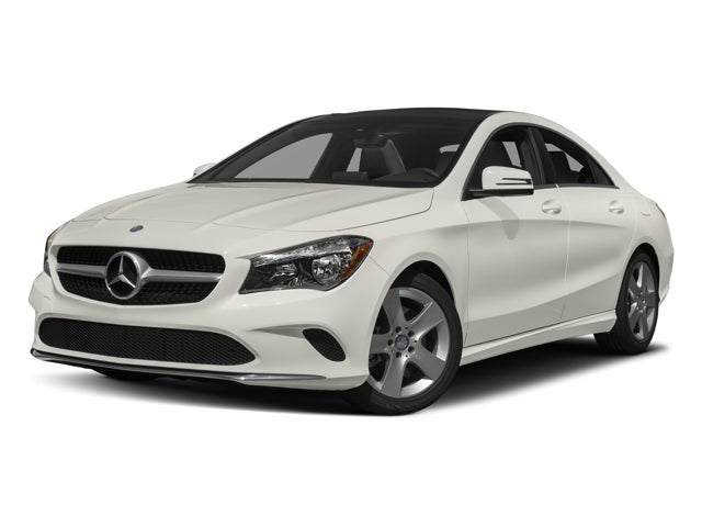 Used 2018 mercedes benz cla for sale raleigh nc for Leith mercedes benz raleigh