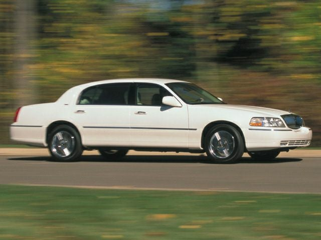 Used 2003 Lincoln Town Car For Sale Raleigh Nc 1lnhm81wx3y622969