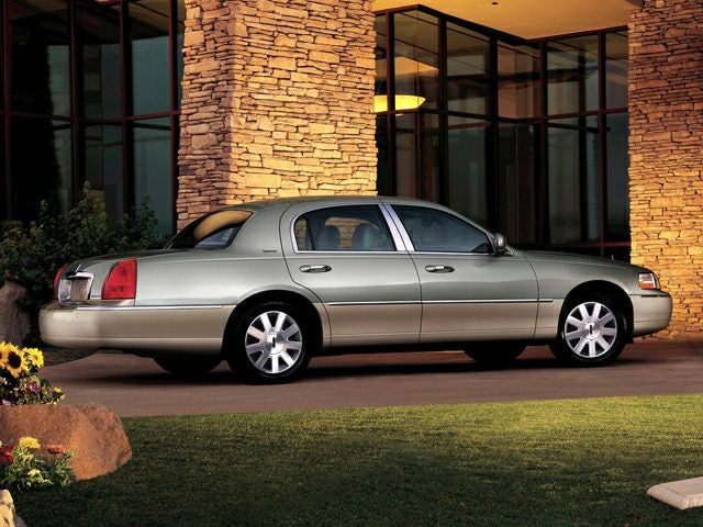Used 2006 Lincoln Town Car For Sale Raleigh Nc 1lnhm82v26y611412