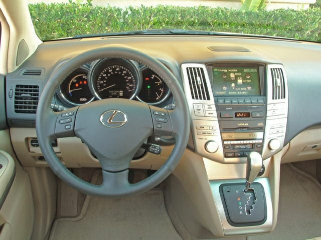 2006 Lexus Rx 400h 4dr Hybrid Suv In Raleigh Nc Leith Volkswagen Of