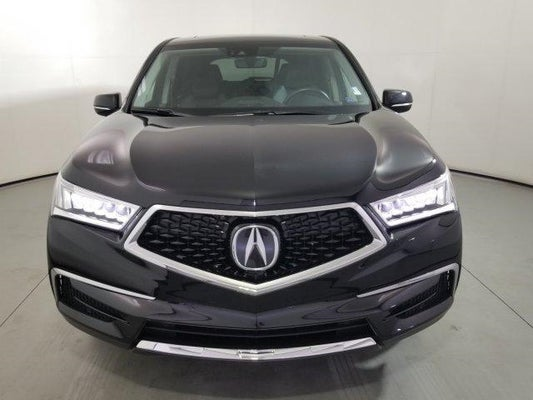 Acura Mdx For Sale >> 2019 Acura Mdx Sh Awd With Technology Package