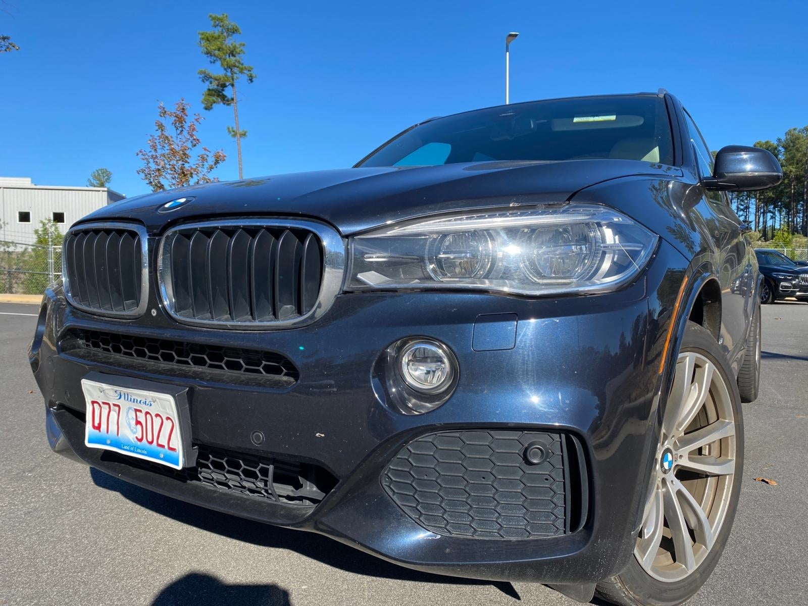 Used 2015 Bmw X5 For Sale Raleigh Nc 5uxkr0c54f0k64898