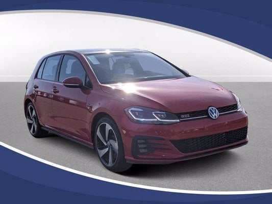 New 2020 Volkswagen Golf Gti For Sale Raleigh Nc 3vw6t7au0lm009078