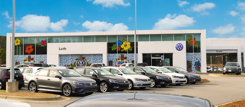 Vw Dealer Used Cars Raleigh Nc Leith Volkswagen Of